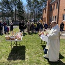 Blessing of the Food- Holy Saturday 2021 photo album thumbnail 2